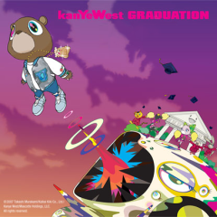 Kanye West\'s Graduation Cover